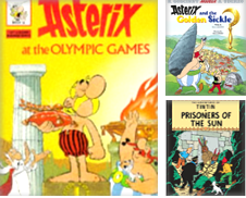 Asterix Curated by Elizabeth's Bookshops