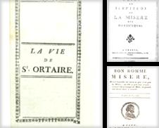 Colportage Sammlung erstellt von L'intersigne Livres anciens