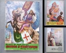 Alcoy Fiestas de Auca Llibres Antics / Robert Pérez