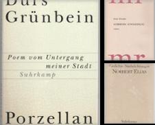Lyrik Sammlung erstellt von Buchhandlung Klaus Bittner GmbH