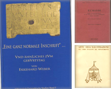 Archäologie Curated by Antiquariat Buchseite