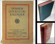 Allgemeines & Lexika Sammlung erstellt von Antiquariat Bärbel Hoffmann