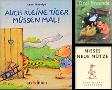aktuelle Bilderbücher Sammlung erstellt von Versandantiquariat Bolz