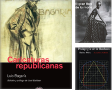 Arte Curated by Pepe Store Books