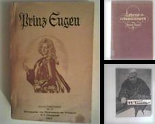 Autobiografien und Biografisches Sammlung erstellt von Fördebuch *Preise inkl. MwSt.*