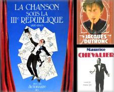 Chansons Française Proposé par Librairie musicale Thierry Legros