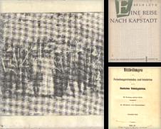 Afrika Sammlung erstellt von Antiquariat Tautenhahn