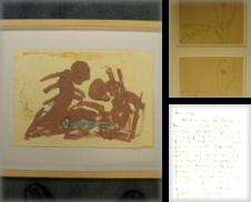 Autographen, Graphiken und Originale Sammlung erstellt von Buchhandlung zum Wetzstein GmbH