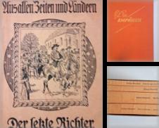 Belletristik Sammlung erstellt von Schätze & Co.