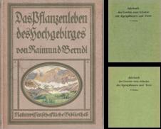 Alpenpflanzen Sammlung erstellt von Clivia Mueller