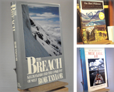 Adventure and Travel Curated by Henniker Book Farm