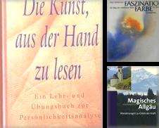 Esoterik Sammlung erstellt von Buchladen Allegra