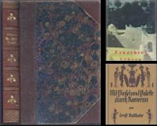 Afrika Sammlung erstellt von Antiquariat Kaner & Kaner GbR