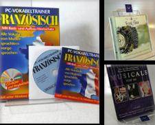 Audio-CD Sammlung erstellt von EuropaBuch Antiquariat & Buchhandel