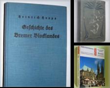 1104 Bremen und umzu (Landschaft/Reisen) Sammlung erstellt von Antiquariat Biebusch