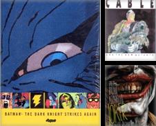 Comic erstellt von Pat Cramer, Bookseller