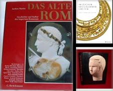 Archäologie, Altertum Sammlung erstellt von Peter Leissle Versandantiquariat
