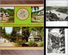 Ansichtskarten Curated by Bücheroase Jens Neumann