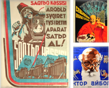 Avant Garde Posters Curated by AntikBar Original Vintage Posters