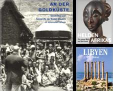 Afrika Sammlung erstellt von Wiss. Antiquariat Heinz Buschulte