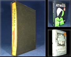BOOKER Prizewinner and shortlist novels Sammlung erstellt von Nicholas & Helen Burrows