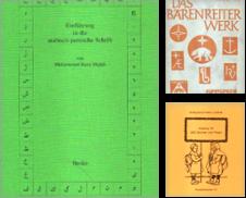 Buchwesen Sammlung erstellt von Versandantiquariat Boller