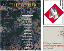 Architecture-General Curated by Strand Book Store, ABAA