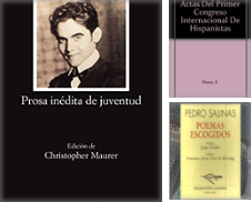 Spanish Literature Curated by Dolphin Book Co. Ltd BA
