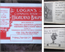 Bagpipes and Piping Curated by Creaking Shelves Books