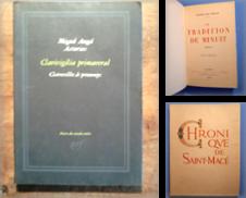 Manuscrits Proposé par Librairie AU SUD DE  NULLE PART