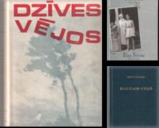 Biografija Curated by Trimdadimd Books