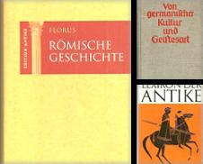 Altertumswissenschaften Sammlung erstellt von Antiquariat Axel Kurta