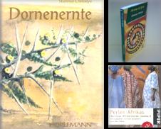 Afrikanische Literatur Sammlung erstellt von Antiquariat Christoph Wilde