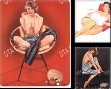 Art Sammlung erstellt von DTA Collectibles
