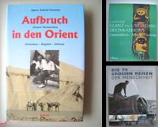 Abenteuer- & Reiseberichte Sammlung erstellt von Versandantiquariat Harald Quicker