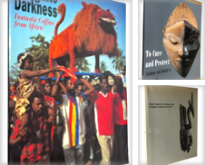 African Art Curated by McBlain Books, ABAA