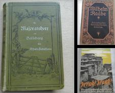Belletristik Sammlung erstellt von Altmärkisches Antiquariat