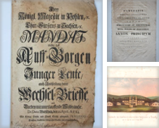 außer Dresden Sammlung erstellt von Carl Adler's Buch- und Graphikkabinett