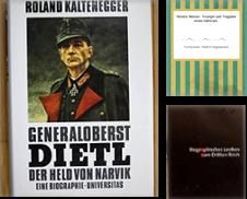 Biographien Sammlung erstellt von O+M GmbH Militär- Antiquariat