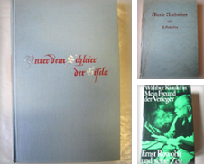 Biographien Sammlung erstellt von Antiquariat Gisa Hinrichsen