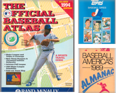 Baseball Curated by Silver Creek Books & Antiques