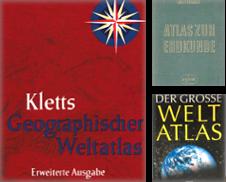 Atlanten, Karten & Stadtpläne Curated by Plesse Antiquariat Minzloff