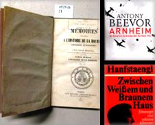 Geschichte, Zeitgeschichte, Politik Sammlung erstellt von avelibro OHG
