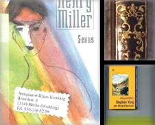 Amerikanische Literatur Curated by Klaus Kreitling