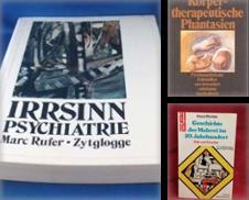 Sachbuch Sammlung erstellt von Versandantiquariat Olaf Harald Roehder