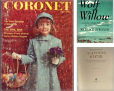 Wallace Stegner Curated by James M. Dourgarian, Bookman ABAA