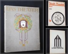 antiquar Sammlung erstellt von Antiquariat Fast alles Theater!