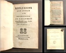 Administration Proposé par Librairie Devaux