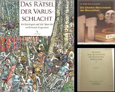 Archäologie Sammlung erstellt von Antiquariat am Roßacker