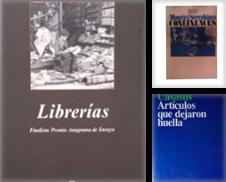 Assaig-Ensayo-Essay-Essai Curated by Llibres Capra